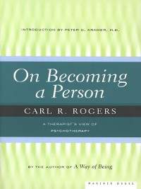 Cover On Becoming a Person