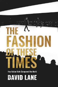 Cover The Fashion of These Times
