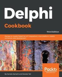 Cover Delphi Cookbook