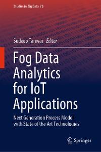 Cover Fog Data Analytics for IoT Applications
