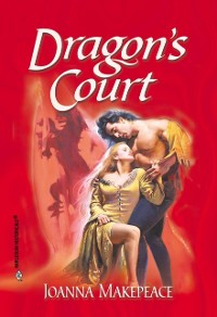 Cover Dragon's Court (Mills & Boon Historical)