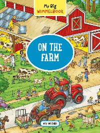 Cover My Big Wimmelbook—On the Farm