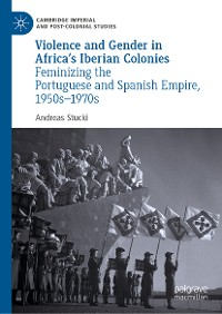 Cover Violence and Gender in Africa's Iberian Colonies