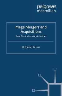 Cover Mega Mergers and Acquisitions
