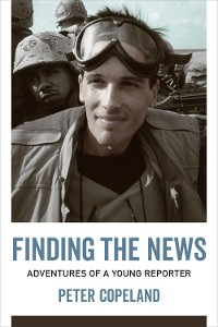 Cover Finding the News