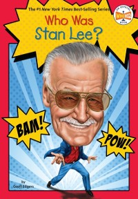 Cover Who Was Stan Lee?