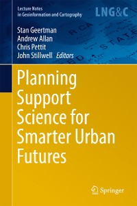 Cover Planning Support Science for Smarter Urban Futures
