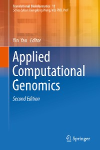 Cover Applied Computational Genomics