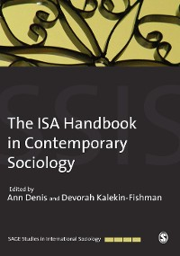 Cover The ISA Handbook in Contemporary Sociology