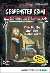 Cover Gespenster-Krimi 25 - Horror-Serie