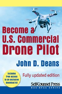 Cover Become a U.S. Commercial Drone Pilot