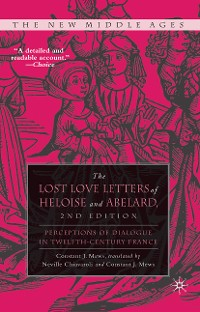 Cover The Lost Love Letters of Heloise and Abelard