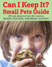 Cover Can I Keep It? Small Pets Guide