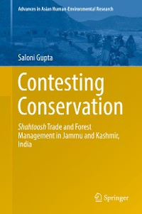 Cover Contesting Conservation