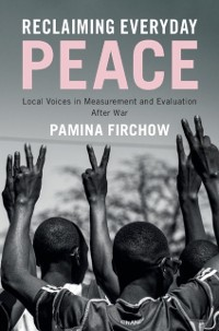 Cover Reclaiming Everyday Peace