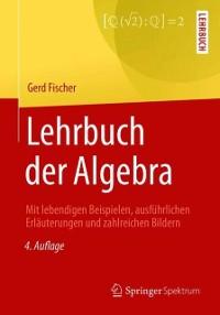 Cover Lehrbuch der Algebra