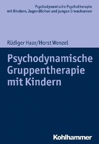 Cover Psychodynamische Gruppentherapie mit Kindern