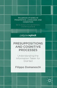 Cover Presuppositions and Cognitive Processes