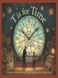 Cover T is for Time