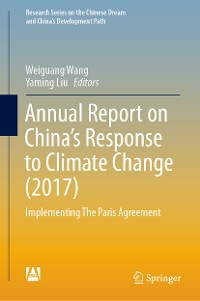 Cover Annual Report on China's Response to Climate Change (2017)