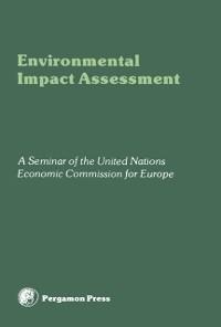 Cover Environmental Impact Assessment