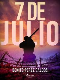 Cover 7 de julio