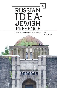 Cover Russian Idea—Jewish Presence