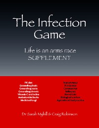 Cover The Infection Game Supplement