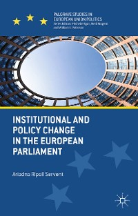 Cover Institutional and Policy Change in the European Parliament