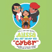 "Cover Alissa and Her Clever Dog ""Cyber"""