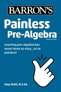 Cover Painless Pre-Algebra