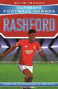 Cover Rashford (Ultimate Football Heroes) - Collect Them All!