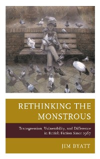 Cover Rethinking the Monstrous