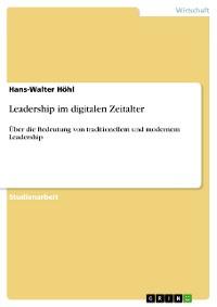 Cover Leadership im digitalen Zeitalter