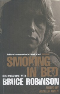 Cover Smoking in Bed