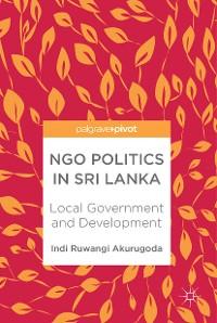 Cover NGO Politics in Sri Lanka
