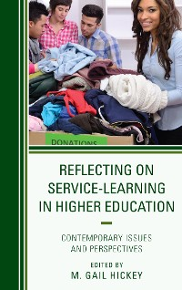 Cover Reflecting on Service-Learning in Higher Education