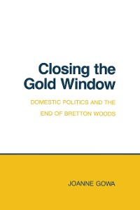 Cover Closing the Gold Window