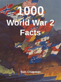 Cover 1000 World War 2 Facts