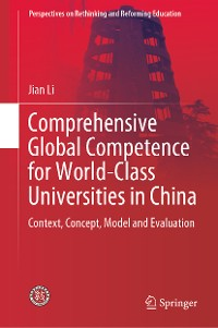 Cover Comprehensive Global Competence for World-Class Universities in China