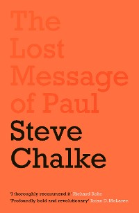 Cover The Lost Message of Paul