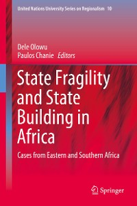 Cover State Fragility and State Building in Africa