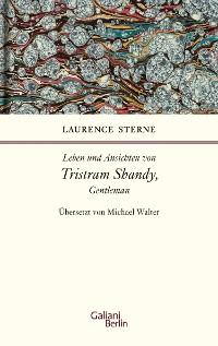 Cover Leben und Ansichten von Tristram Shandy, Gentleman
