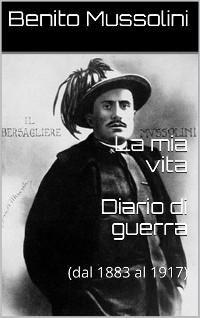 Cover La mia vita - Diario di guerra