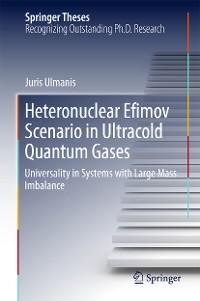 Cover Heteronuclear Efimov Scenario in Ultracold Quantum Gases