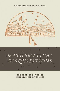 Cover <i>Mathematical Disquisitions</i>