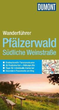 Cover DuMont Wanderführer Pfälzerwald und Südliche Weinstraße
