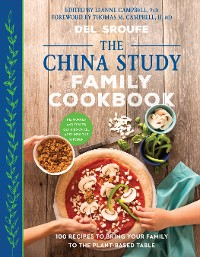 Cover The China Study Family Cookbook