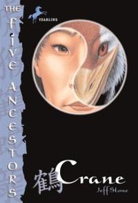 Cover Five Ancestors Book 4: Crane