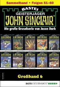 Cover John Sinclair Großband 6 - Horror-Serie